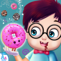 Donut Maker and Decoration-Cooking game Icon