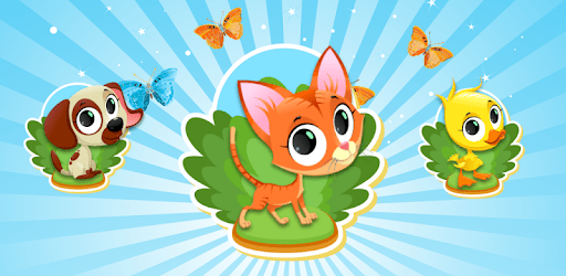 Animal Peg Puzzle Game for Kids and Toddlers apk