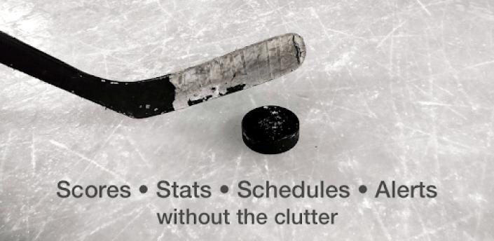 Hockey NHL Live Scores, Stats & Schedules apk