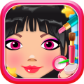 candy fashion dress up & makeup gamed game girls Icon