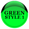 Green Icon Pack Style 1 ✨Free✨ Icon