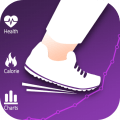 Pedometer- Step Counter & Weight Lose Coach Icon