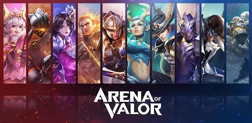 Arena of Valor: 5v5 Arena Game apk