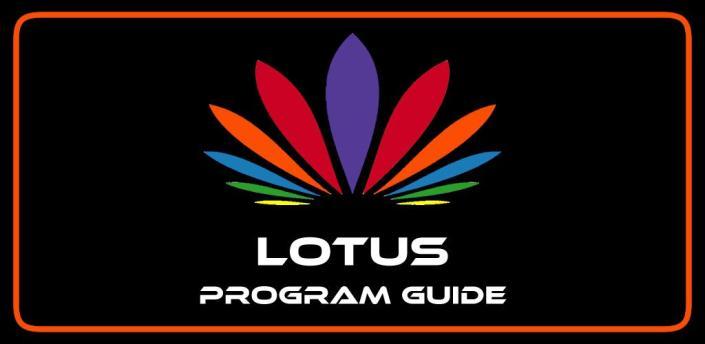 Lotus Program Guide apk