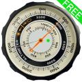 Altimeter free Icon