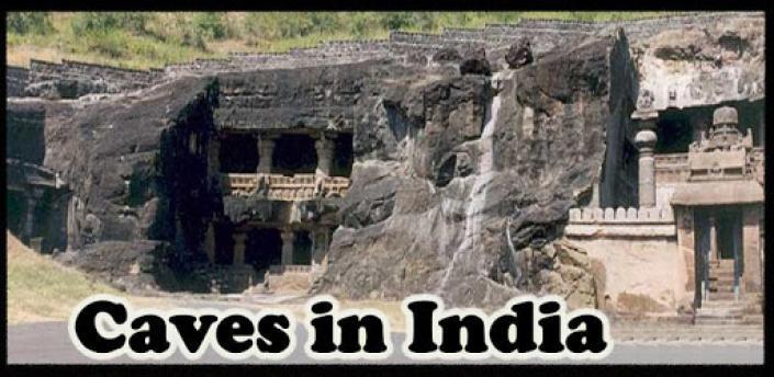 Caves in India apk