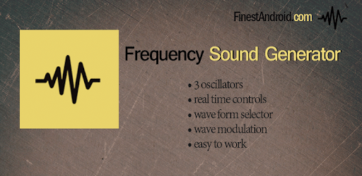 Frequency Sound Generator apk