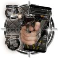Gun Bullet Launcher Theme Icon