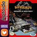 Battle Bots Design And Destroy Icon