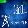 Force 4G Network - 4G LTE Mode Icon