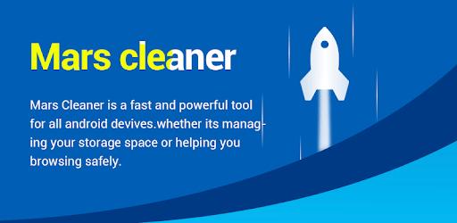 Mars Cleaner - Booster, CPU Cooler & Apps Manager apk