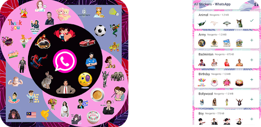 All Stickers for WhatsApp 2000+ apk