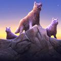 Wolf Simulator - Animal Games Icon