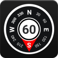 Compass GPS Free 2018 Icon