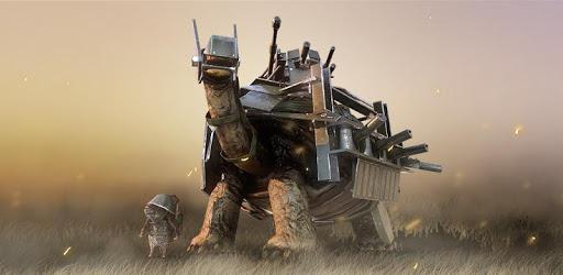 War Tortoise 2 - Idle Exploration Shooter apk