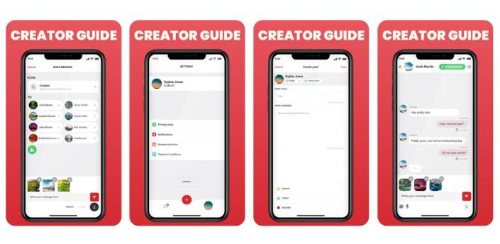 LoyalFans App Guide for Content Creator apk