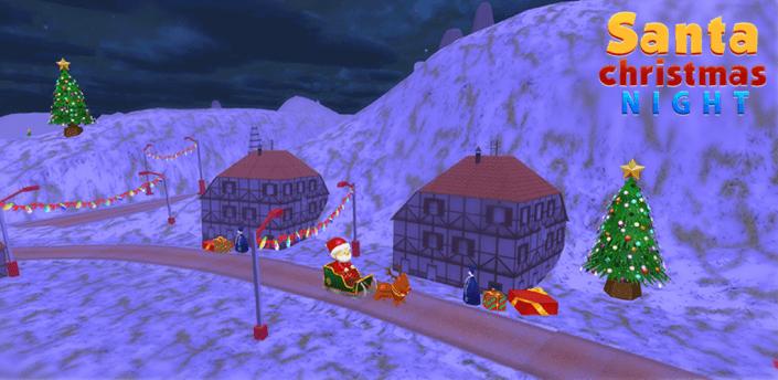 Santa Claus Merry Christmas Adventure: Gift Game apk