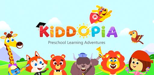 Kiddopia - Preschool Learning Games apk