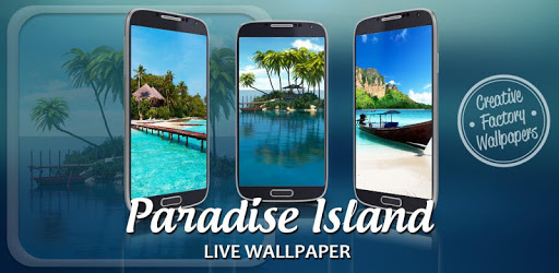 Paradise Island Live Wallpaper apk