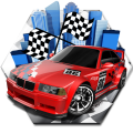 Extreme Fast Furious Car Race Icon