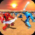 Battle Simulator Robot Wars - Epic Battle Games Icon