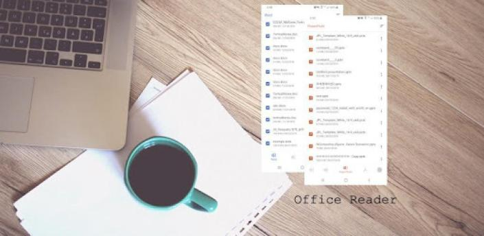 Office Reader - Word, Excel, PowerPoint & PDF apk