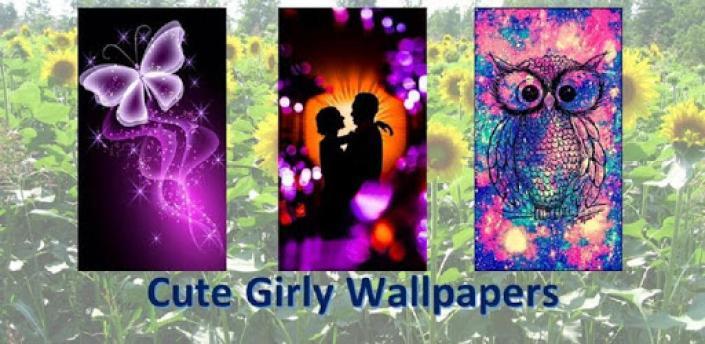 Cute Girly Wallpapers HD apk