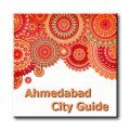 Ahmedabad City Guide Icon