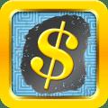 Scratch Card & Clicker Icon