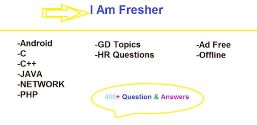 Fresher Interview Q & A apk