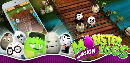 MonsterEggs Invasion apk
