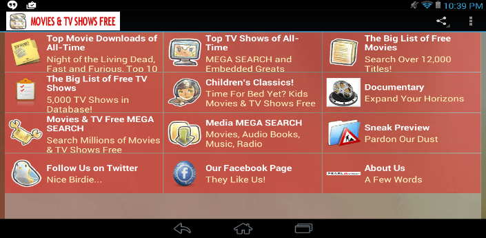 Super Movies TV Shows Pro! apk