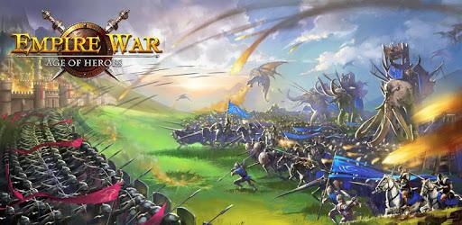 Empire War: Age of hero apk