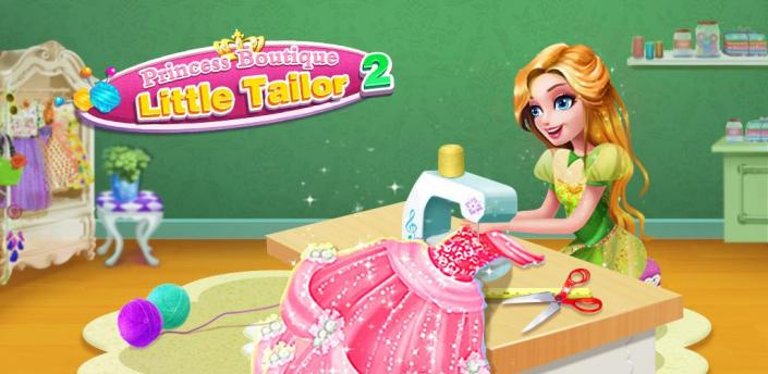 ✂️🧵Little Fashion Tailor 2 - Fun Sewing Game apk
