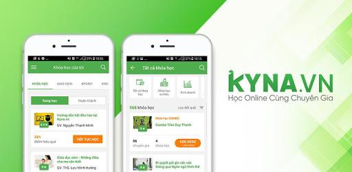 KYNA - Học online cùng chuyên gia apk