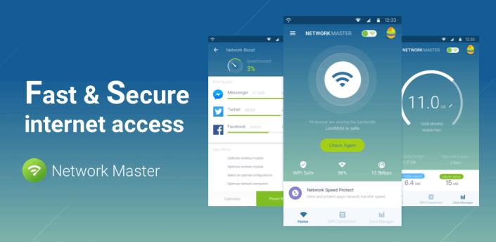 WiFi  Master- Mobile Data Saver apk