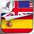 Learn SPANISH Speak Spanish Language Fast and Easy Icon