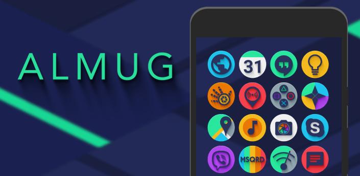 Almug - Icon Pack apk
