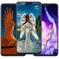 Angel Wallpaper 4K Icon