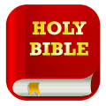 Holy Bible KJV King James Bible with Concordance Icon