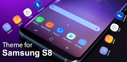 S8 edge Launcher - Themes and Wallpaper hd apk