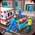Emergency Rescue Ambulance Driving Simulator 2019 Icon