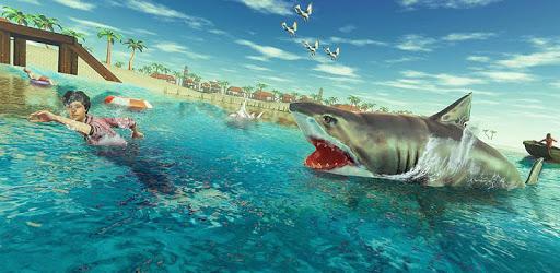 Angry Shark Ocean Simulator apk