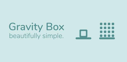 Gravity Box - Minimalist Physics Game apk