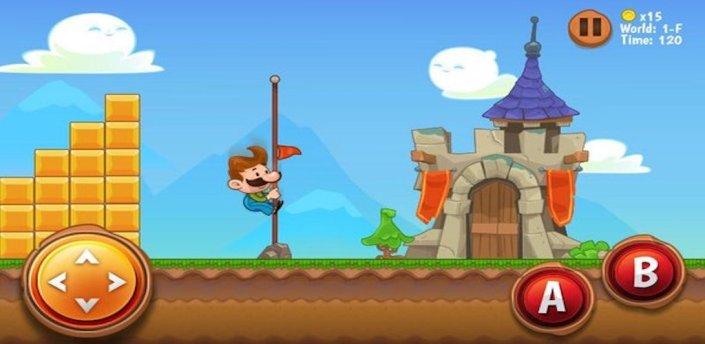 Super Mario Wold apk