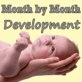 Baby Development Month ByMonth Icon