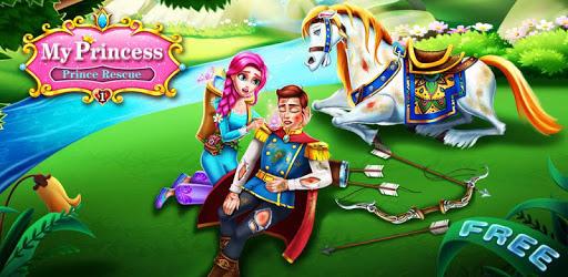 My Princess 1-Prince Rescue Royal Romances Games apk