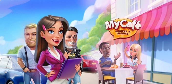 My Cafe — Restaurant management game & Recipes apk