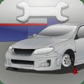 Rebuild A Car Icon