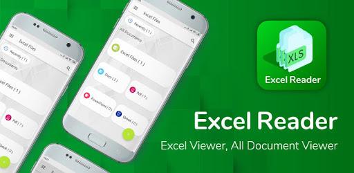 Excel Reader - Excel Viewer, All Document Viewer apk